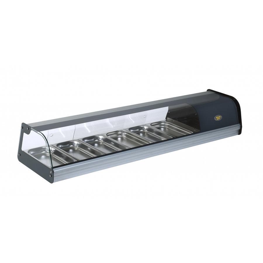 Vetrina refrigerante TPR60 da banco