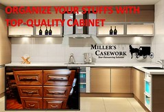 ORGANIZE YOUR STUFFS WITH TOP-QUALITY CABINET