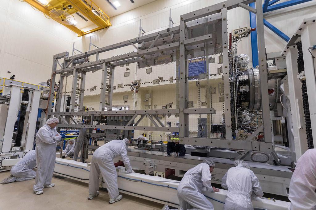 Hellas-Sat-4/SaudiGeoSat-1 Solar Panel Mate