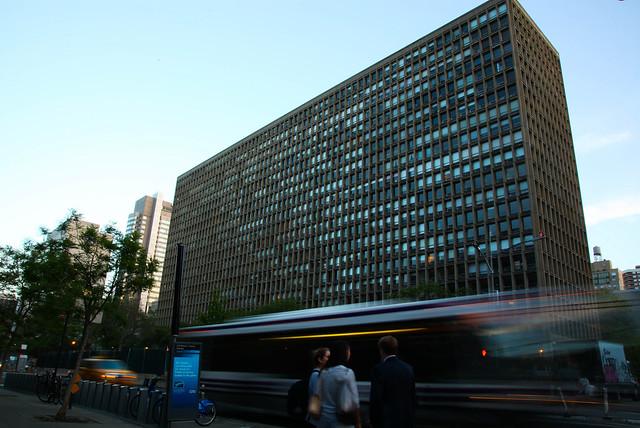 Brutalism:  Manhattan, New York, Canon EOS 5D MARK II, Sigma 24-105mm f/4 DG OS HSM | A