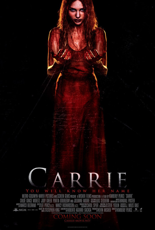 Carrie - 2013 - Poster 2