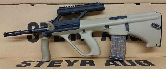 Steyr Arms AUG FDE 3.0x Scope WWW.USAFIREARMS.COM