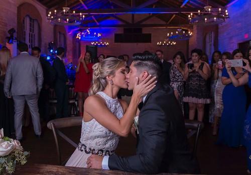 Chyno se casó con su novia Natasha Araos (+Fotos)