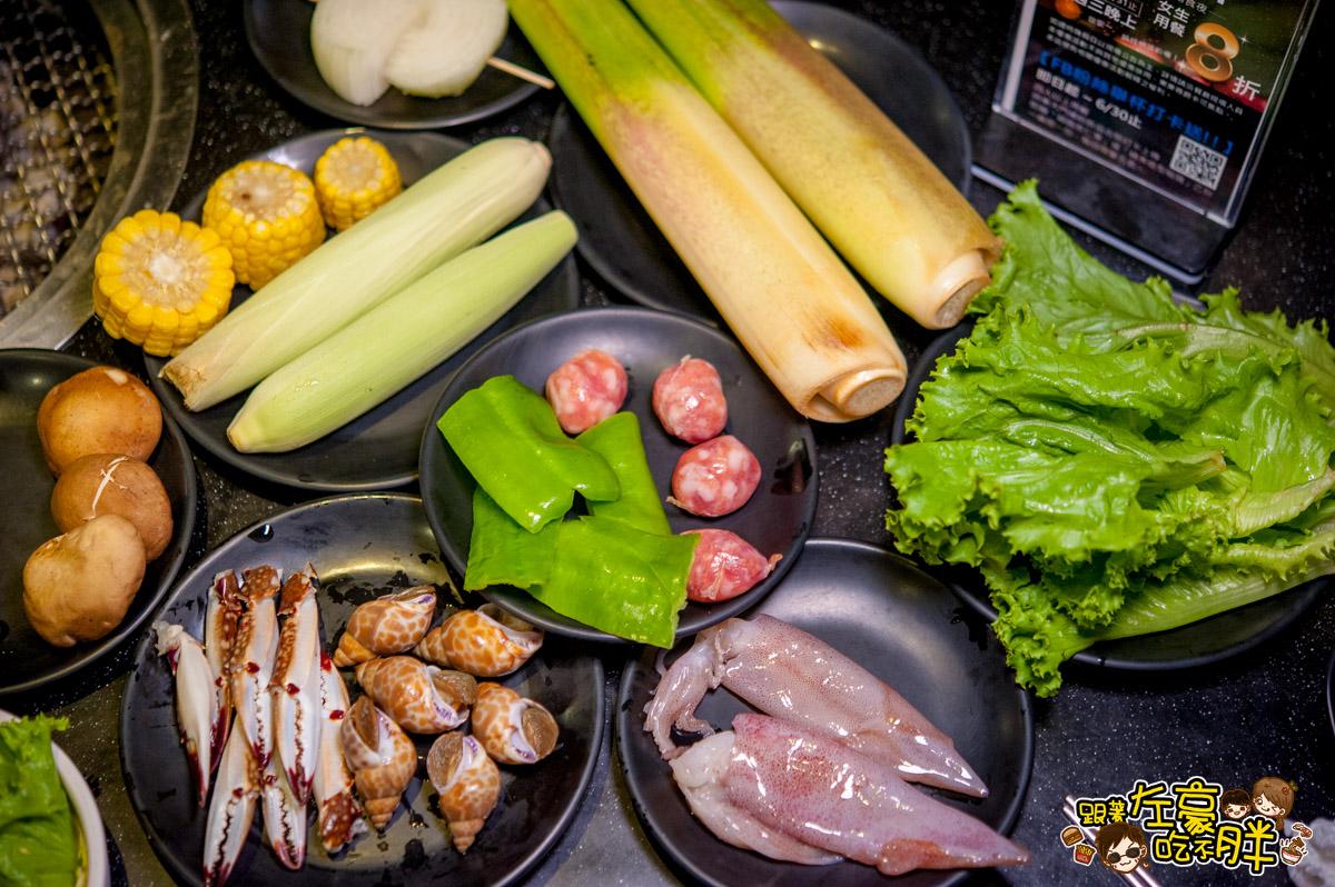 東大門韓式燒烤暢食料理館-72