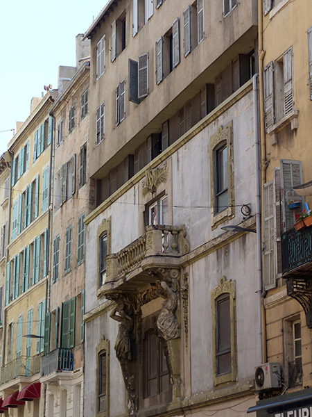 beau balcon rue francis  davso