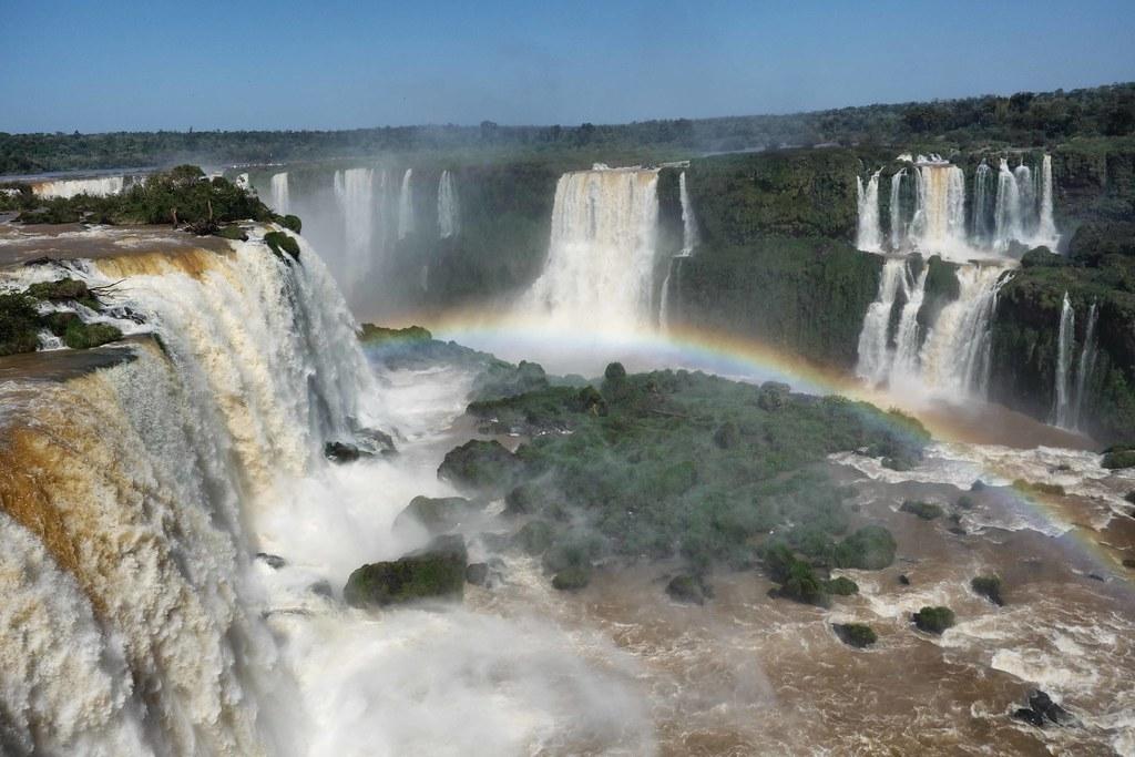 Iguazu - Bresil - Garganta del Diablo 1