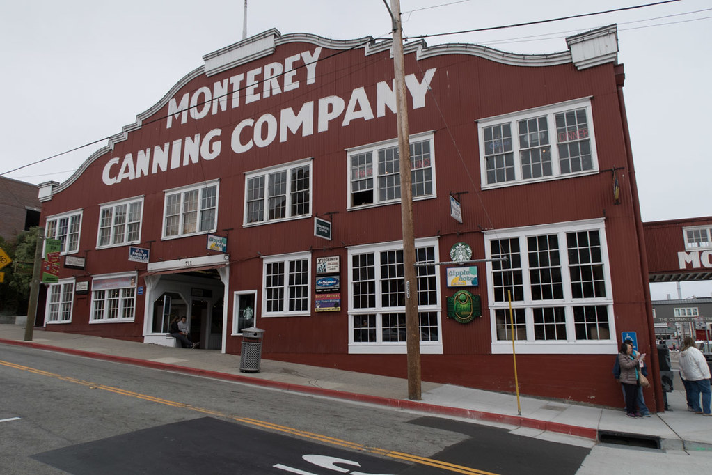 Monterey Canning Company Building