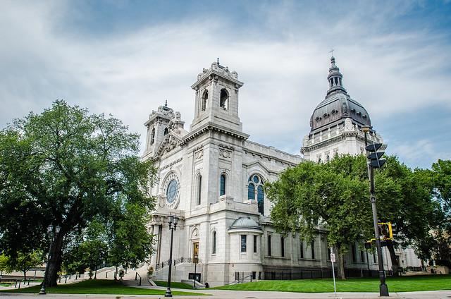Basilica of St. Mary, Minneapolis