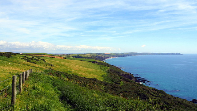 Downderry to Rame Head