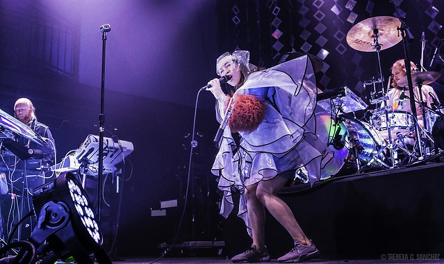 Little Dragon at the 9:30 Club, Washington, D.C. 08/09/17