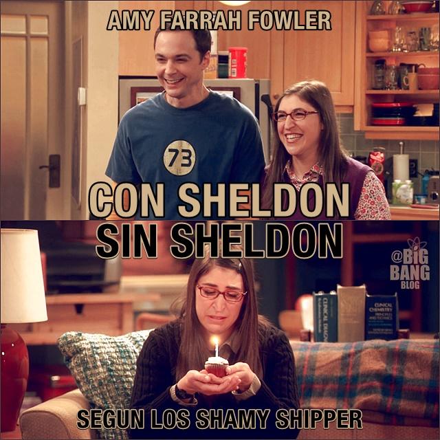 9X00 Amy con y sin Sheldon2