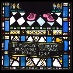 In memory of British Prisoners of War 1939 - 1945 (Joseph Nuttgens, 1946)