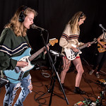 Wed, 16/08/2017 - 10:32am - Marika Hackman with The Big Moon Live in Studio A, 8.16.17 Photographer: Kristen Riffert