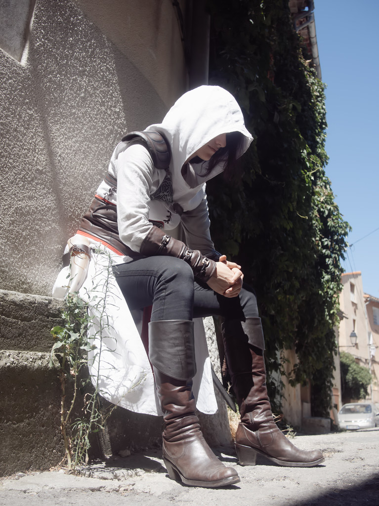 related image - Shooting Assassin's Creed - Brignoles -2017-08-13- P1044068