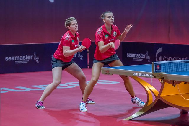 Day 1 - 2017 ITTF Asarel Bulgaria Open