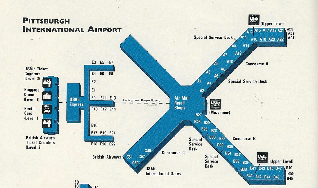 Usair Pit Diagram August 1993
