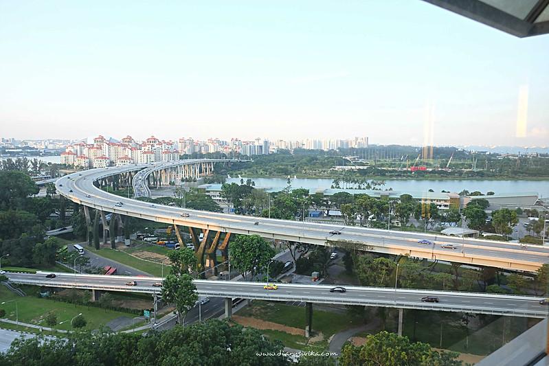 ritz carlton di singapore