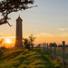 Sunset at The Tyndale Monument