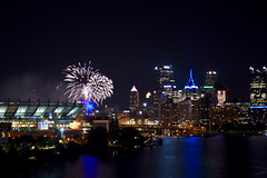 Pittsburgh from West End Bridge