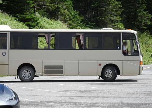 王ヶ頭ホテルから松本駅までのバス