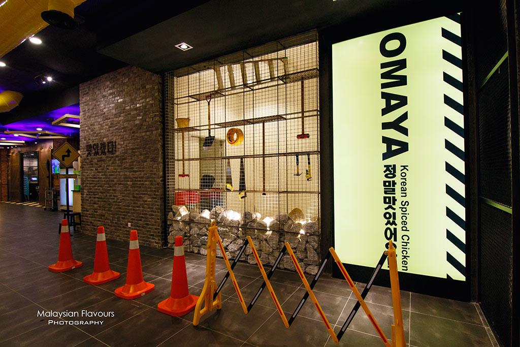 Omaya Pavilion KL