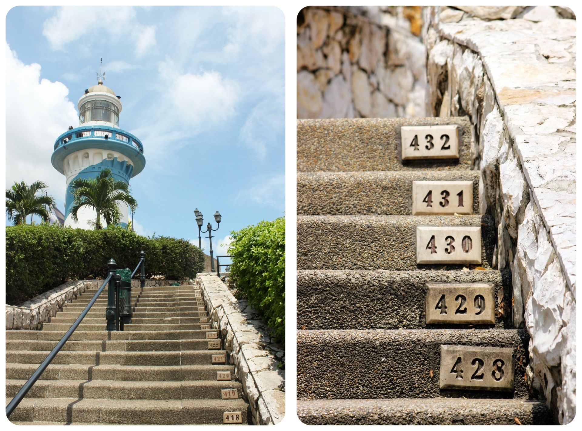 guayaquil stairs