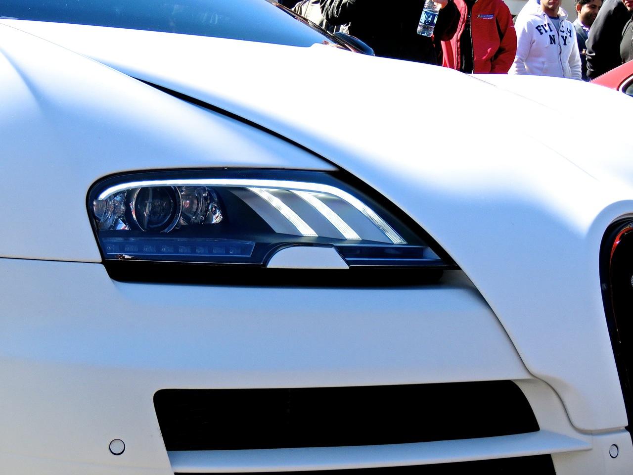 Panda Bugatti Veyron SS at Garden State Plaza