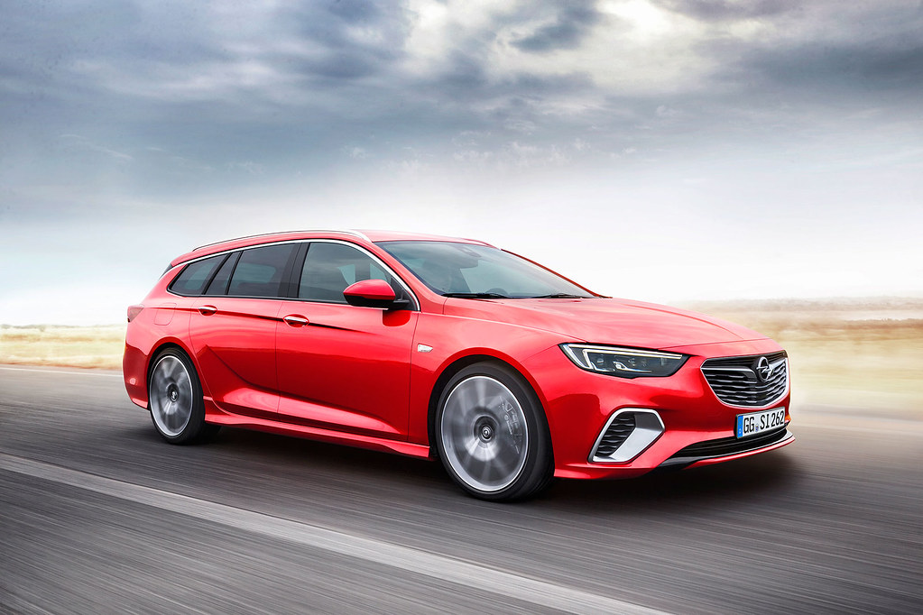 Opel Insignia GSi Sports Tourer