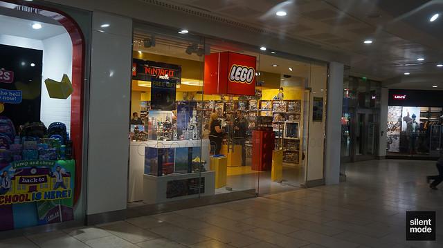 Store Crawl 2017: Newcastle exterior.