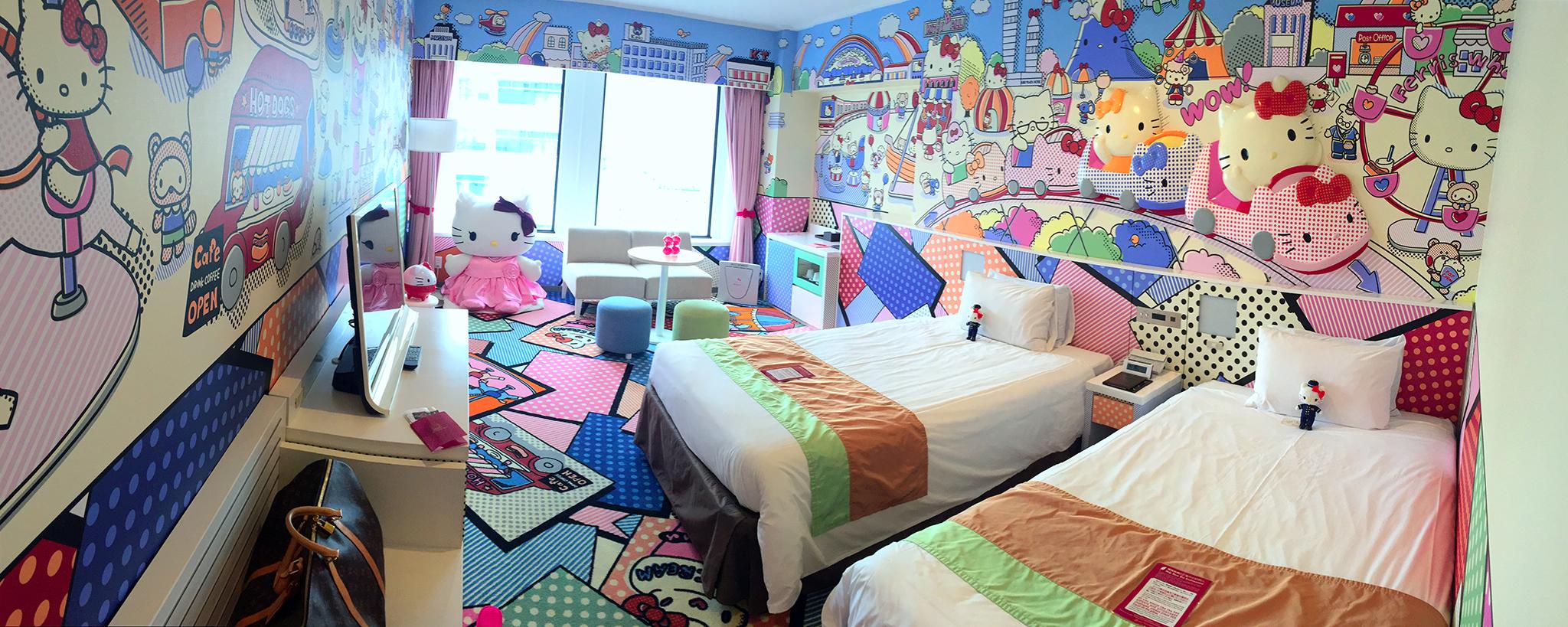Hotel Keio Plaza Tokio - Hotel Hello Kitty Tokio