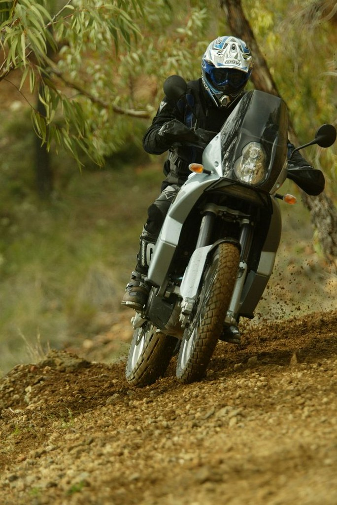 KTM 950 Adventure 2005 - 23