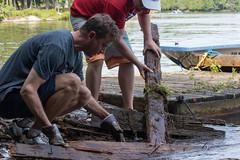 Old Dock Cleanup'17