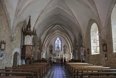 Église Notre-Dame du Rosaire, La Perrière