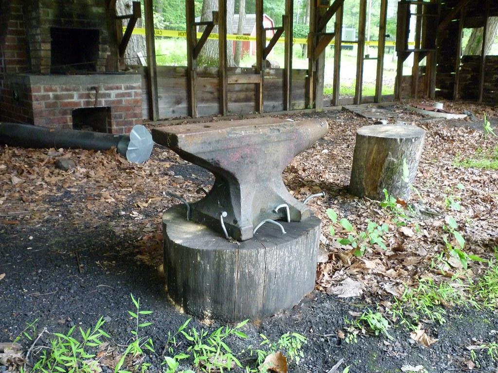Blacksmith Urbex