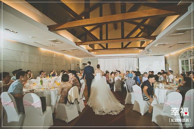 『婚禮記錄』剛剛好 青青草原餐廳