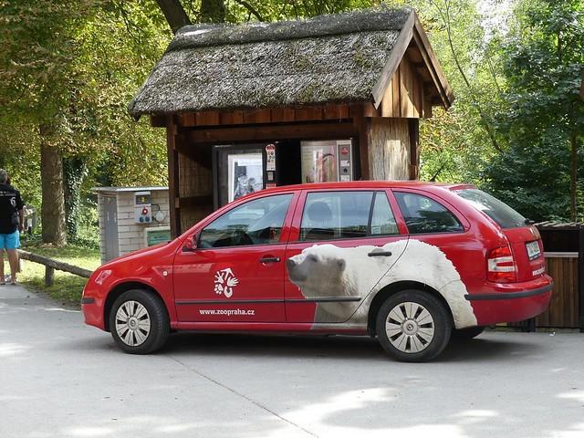 Zoo Prag