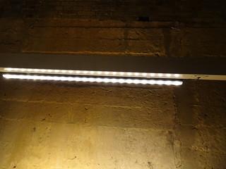 反射式照明的 LED