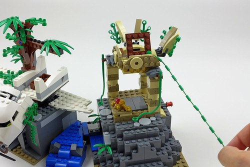 LEGO City Jungle 60161 Jungle Exploration Site 81