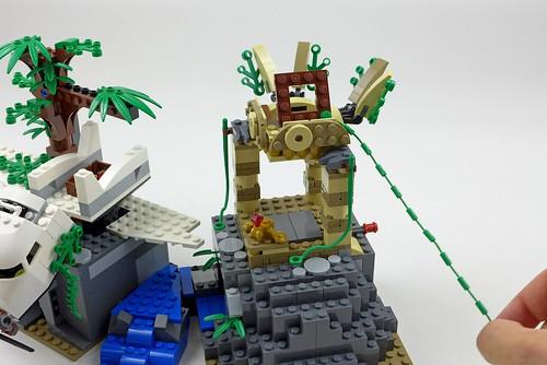LEGO City Jungle 60161 Jungle Exploration Site 81