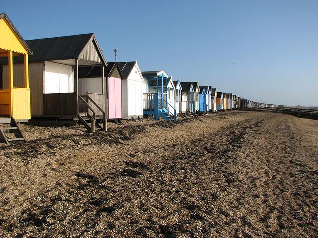 Beachuts at Thorpe Bay