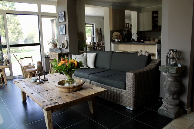 Loungeset veranda