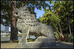 Brisbane Southbank LION-1=