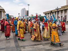 Naadam Festival - Ulaanbaatar - Mongolia