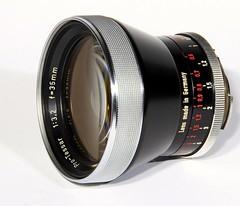 Zeiss Ikon Contaflex Mount Lenses