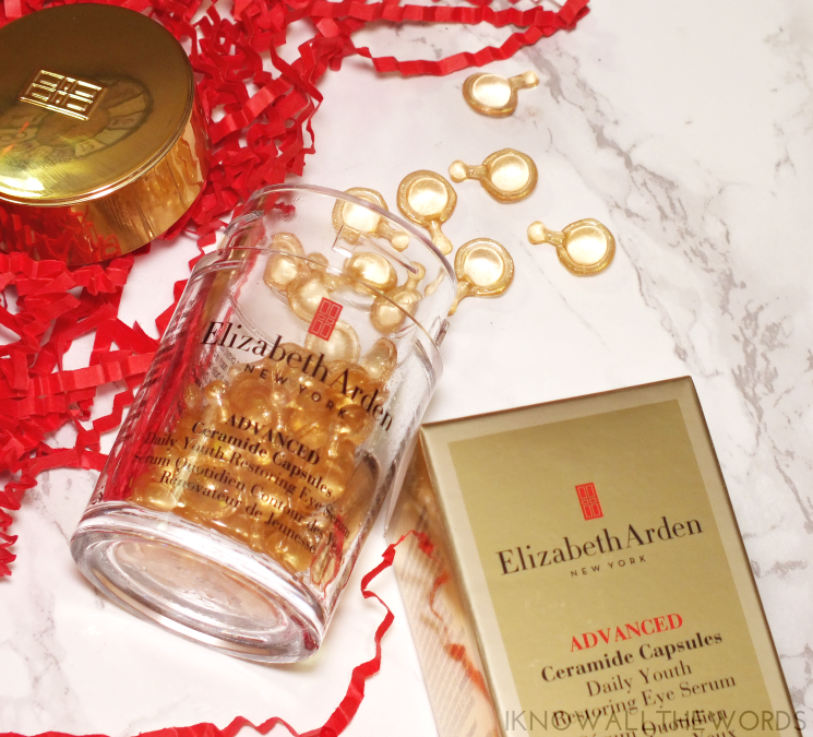 everything eyes with elizabeth arden advanced ceramide capsules eye serum (1)