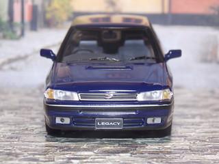 Subaru Legacy Turbo RS - 1989 - IXO
