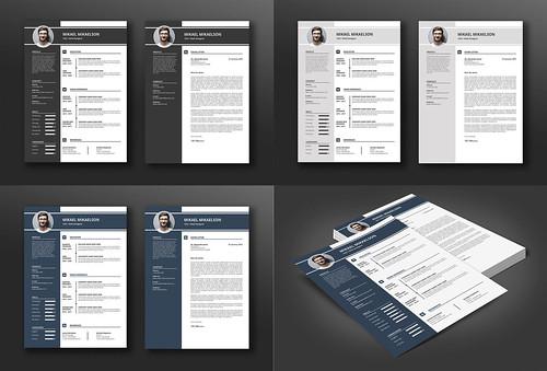 Resume/CV & Cover Letter