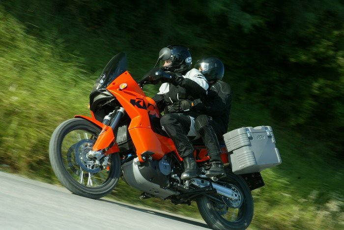 KTM 950 Adventure 2005 - 40