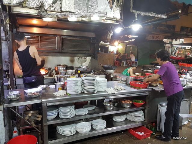 愛文生大排檔 Oi Man Sang kitchen
