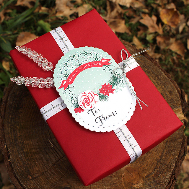 Christmas Foliage Gift Package
